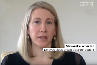 Alexandra Wharton on Vice News