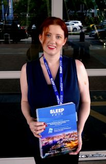Lynn McGovern at SLEEP2018