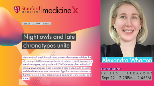 MedX Flyer with Alex