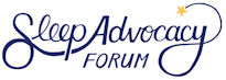Sleep Advocacy Forum logo